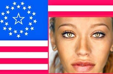USA Corporate Flag