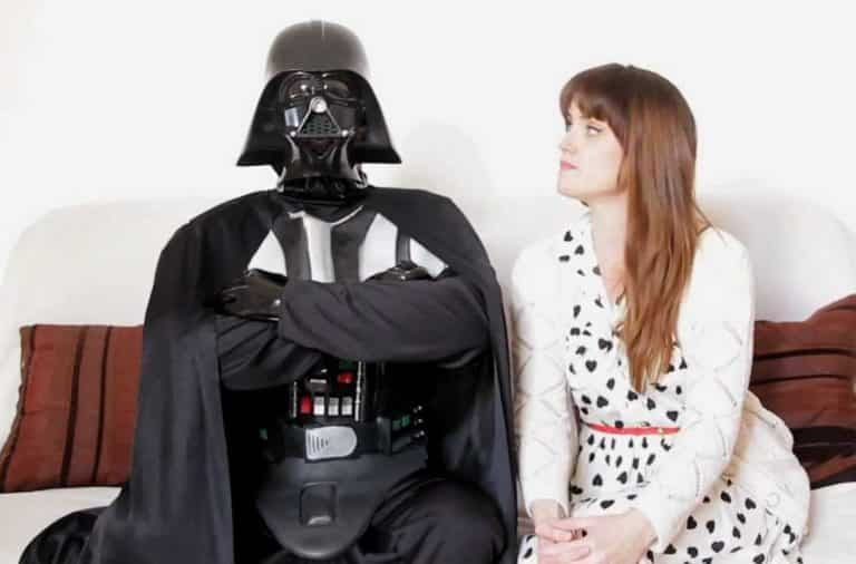 vader dating site There is no try in dating it's hard out there for a jedi, especially when the only girl you've ever encountered is your sister but before you vow a life of celibacy and associate relationships.