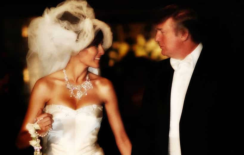 Melania Trump's Lost Journal Entries from 2005 | Points in