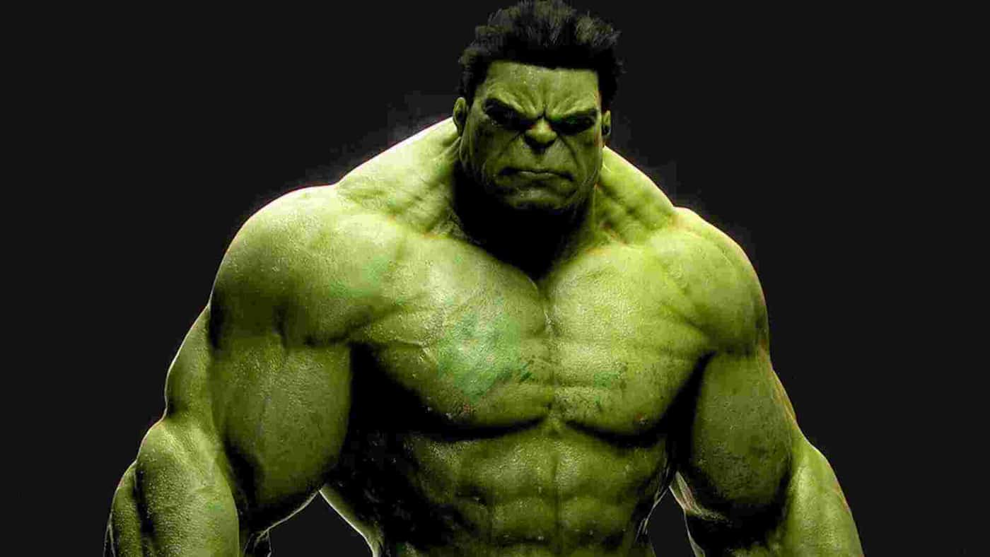 The Incredibly Intimate Hulk: Confessions of an Aging Superhero