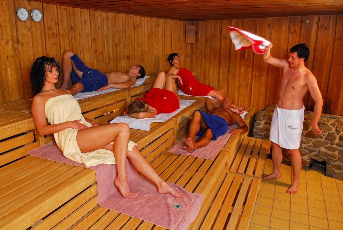 How to Not Be Okay with Your Body at a German Spa
