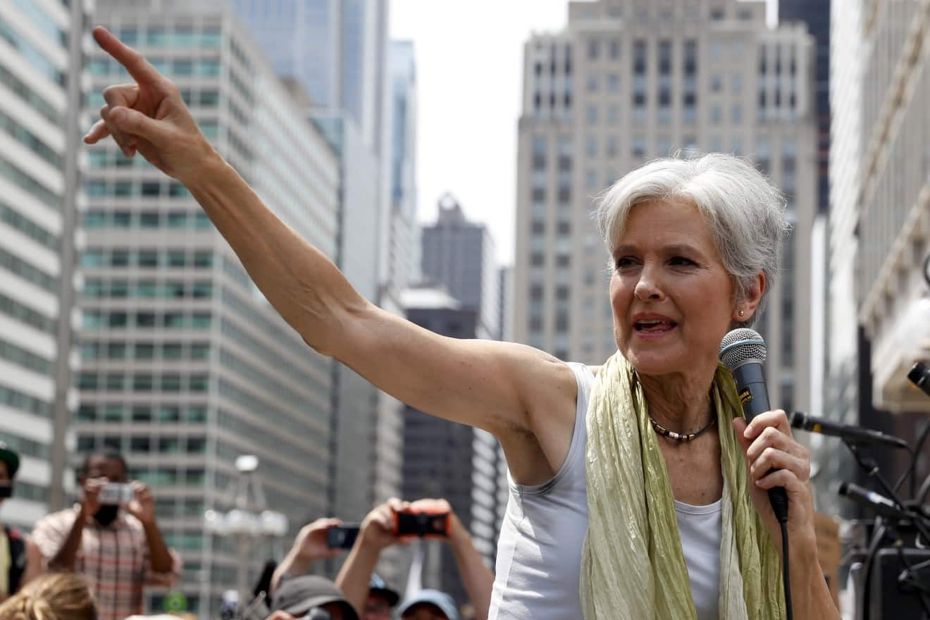 5 Other Times Jill Stein Fucked It Up for Everybody Else