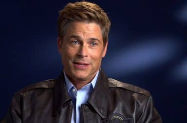Rob Lowe jacket