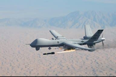 US Military Predator Drone