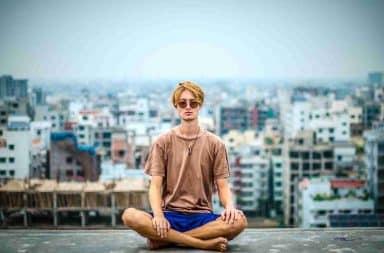 Obnoxious meditation