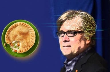 Steve Bannon Chicken Pot Pie recipe