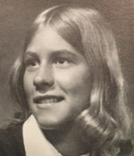 Betsy DeVos high school yearbook photo