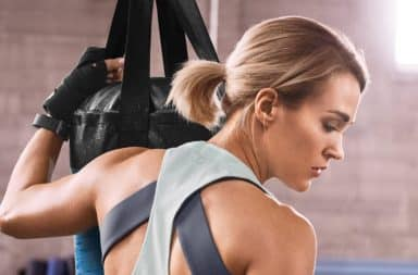 Carrie Underwood workout