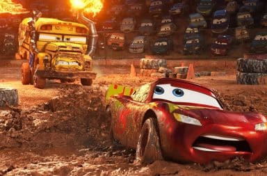 Cars 3 movie death