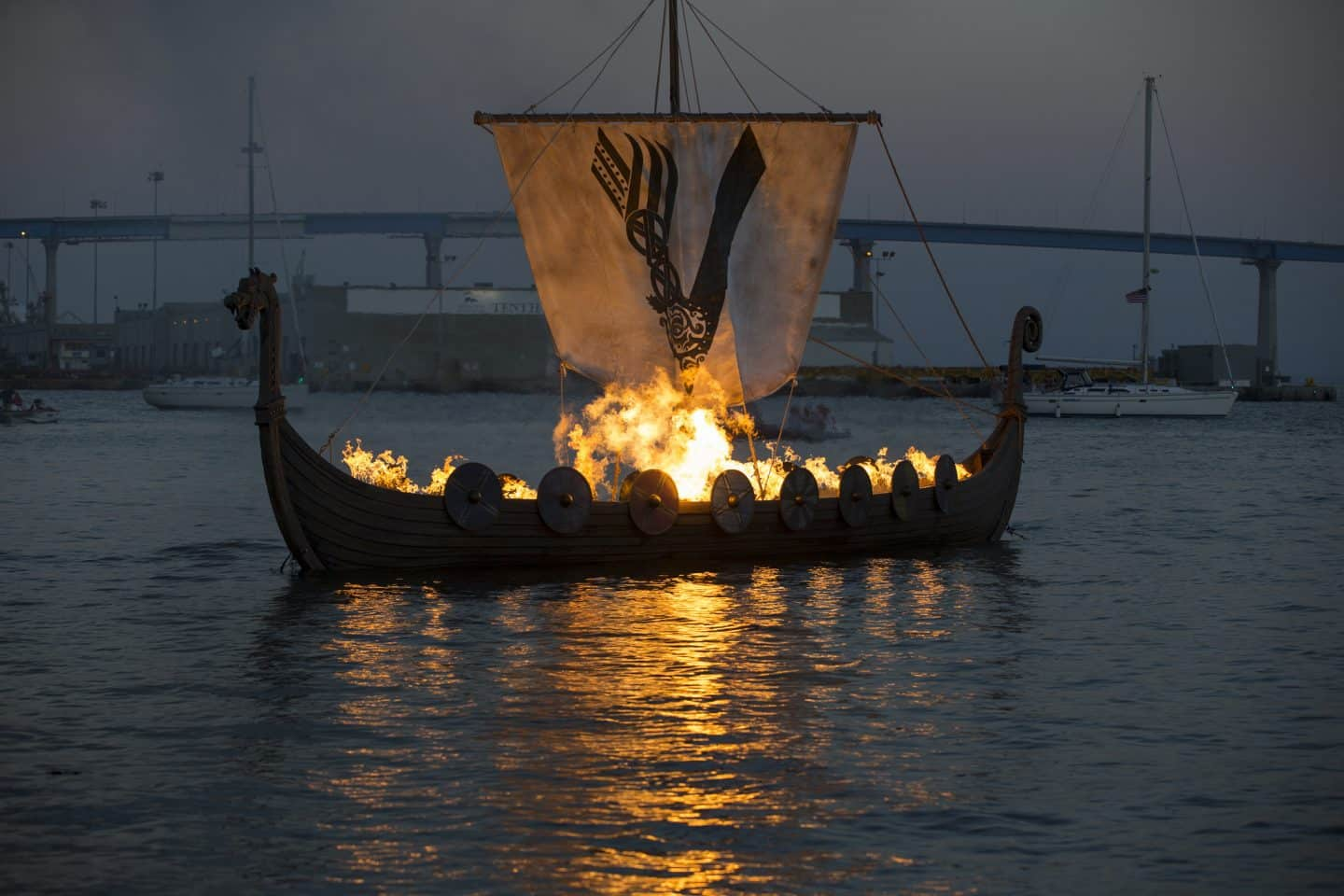 Let S Not Make A Big Deal Out Of My Viking Funeral Pyre
