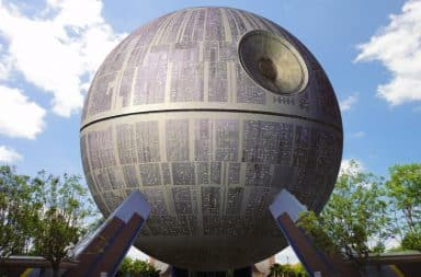 Death Star on Earth