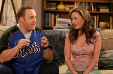 Kevin James on King of Queens
