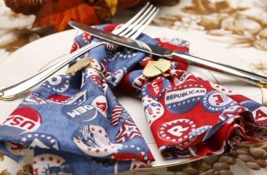 Political Thanksgiving dinner