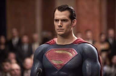 Superman in Justice League