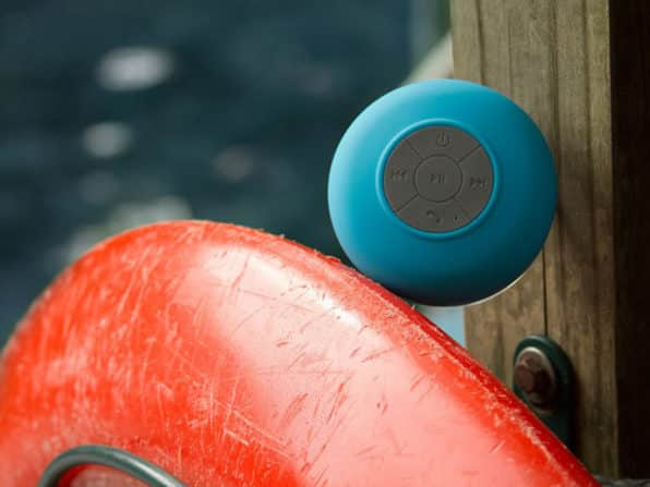 FreshTeche Splash Tunes Bluetooth Shower Speaker