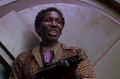 Benny in Total Recall movie