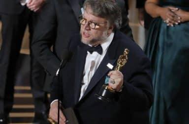 Guiellermo del Toro's Oscar winning speech