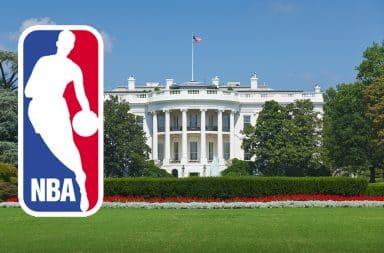 NBA White House