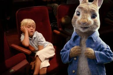 Peter Rabbit Kid