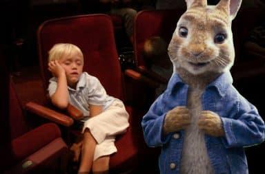 Peter Rabbit Kid