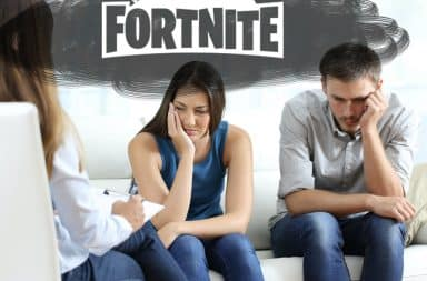 Fortnite Marriage