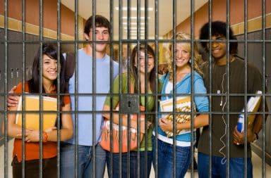 High School Prison