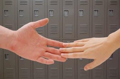 forbidden locker hands