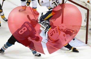 NHL Bad Date
