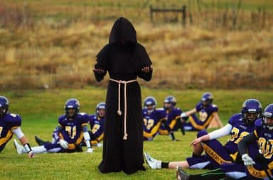 Football Priest