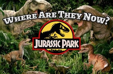 Jurassic Park Where Are They Now?