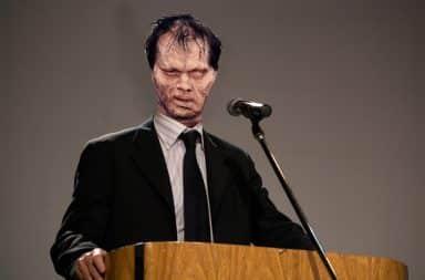 Monster Politician