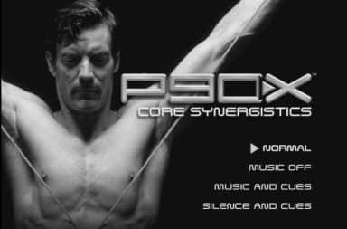 P90X Core Synergistics DVD 2015