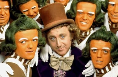 Willy Wonka!