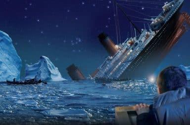 Titanic, uh oh