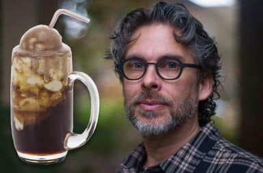 Chabon Root Beet Float