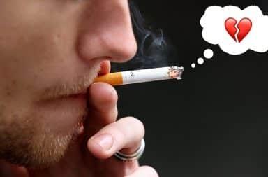 Heartbroken Cigarette