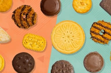 All the cookies, gaze upon them