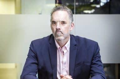 Jordy Peterson: The Dork Who Hates Women