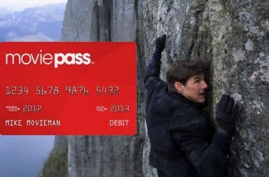 Mission: Impossible - MoviePass Fallout