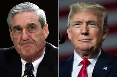 Trump and Mueller it is them