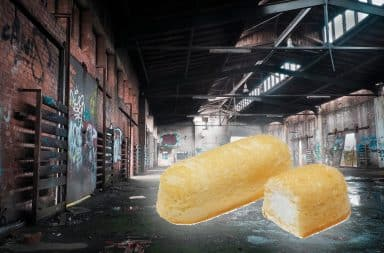 The Twinkies are gone now