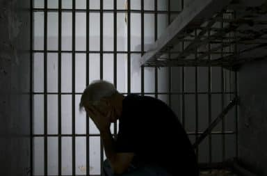 It's sad in jail, my guys