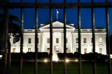 The White House of Horrors