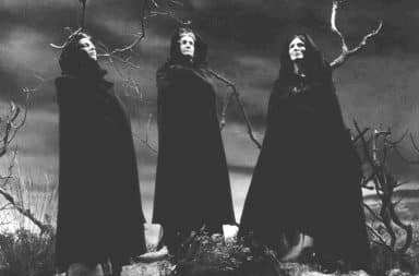 Uh oh, not one but three different witches