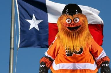 Look who made it on the Texas ballot: Gritty