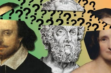 history's great authors get so stuck