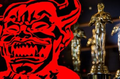 let the demon host the oscar come on now
