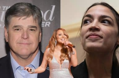 Ocasio, Hannity and Mariah Carey
