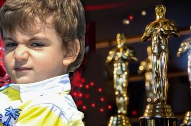 kids not so happy about these OSCARS huh