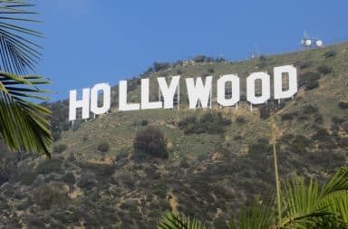 it's hollywood baby lets go!